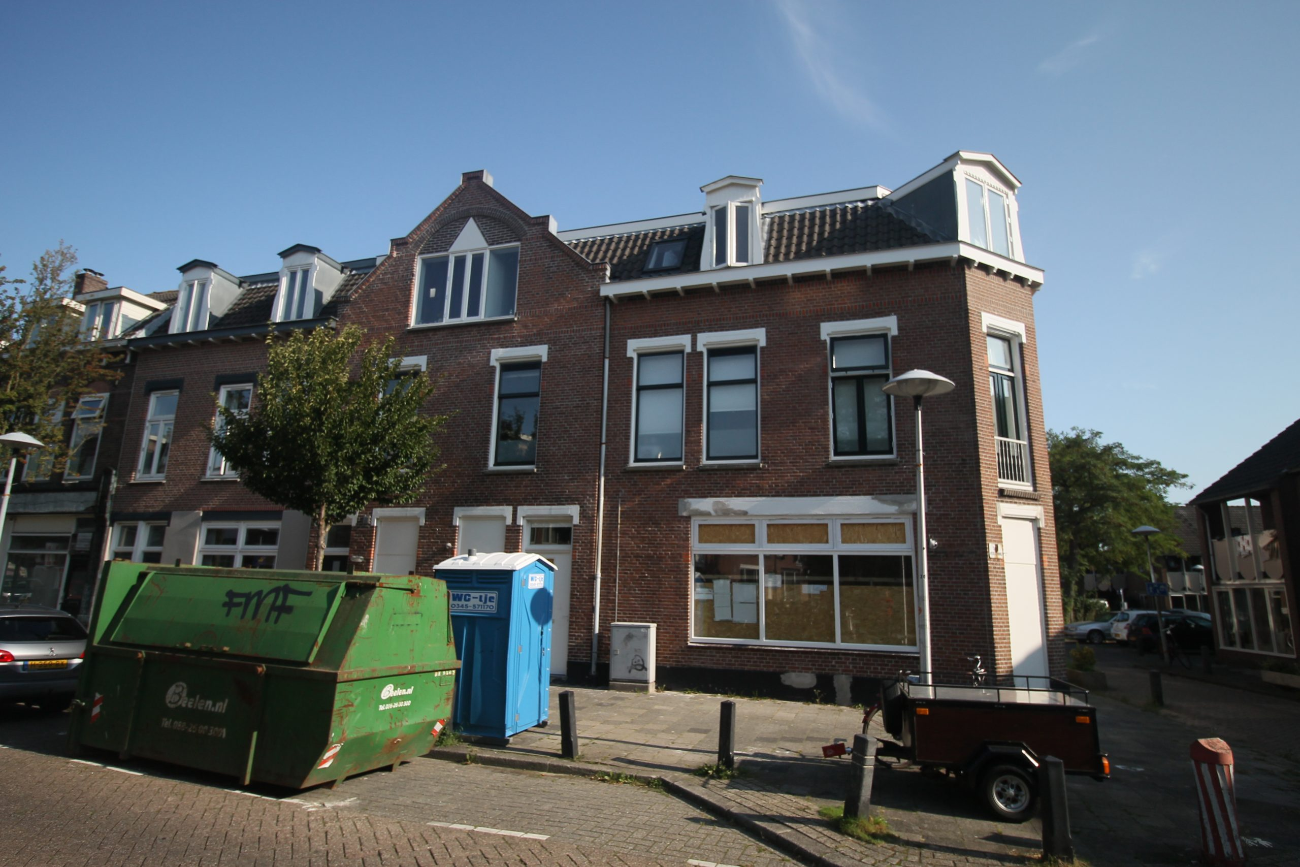 Utrecht, Bilderdijkstraat 1D